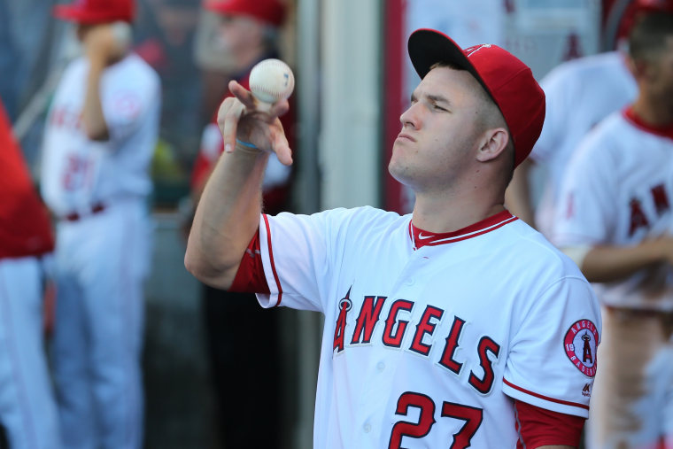 Image: Mike Trout