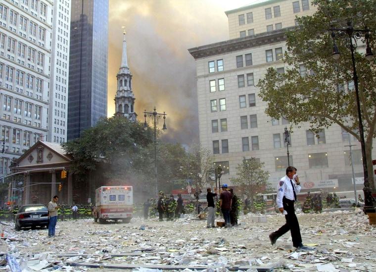 Image: FILE September 11 Attack Orchestrator Osama Bin Laden Dead