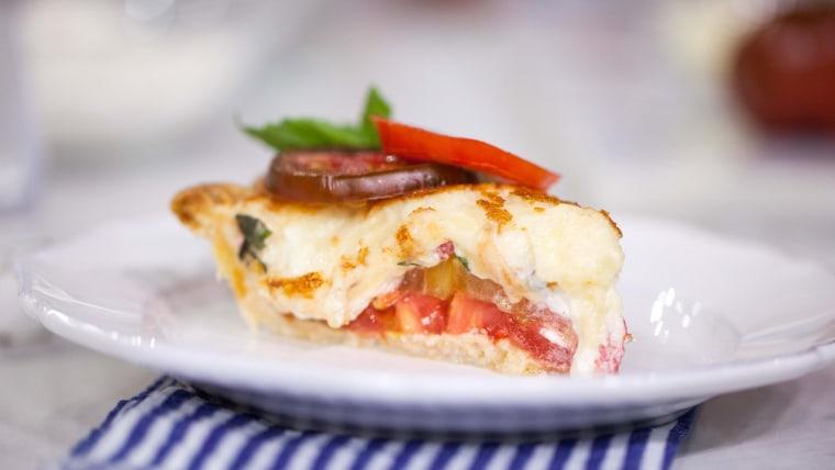 Elizabeth Heiskell shares a tomato pie recipe