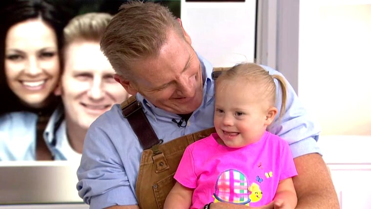 Rory Feek and daughter Indy