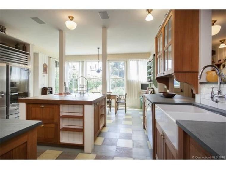 Michael J. Fox's Connecticut home