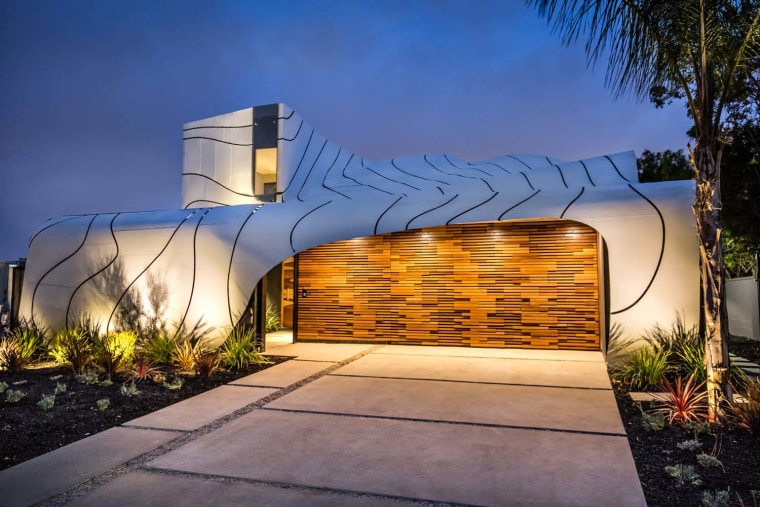 Wave House in Venice, CA.