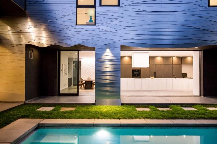 Wave House in Venice Beach, CA.