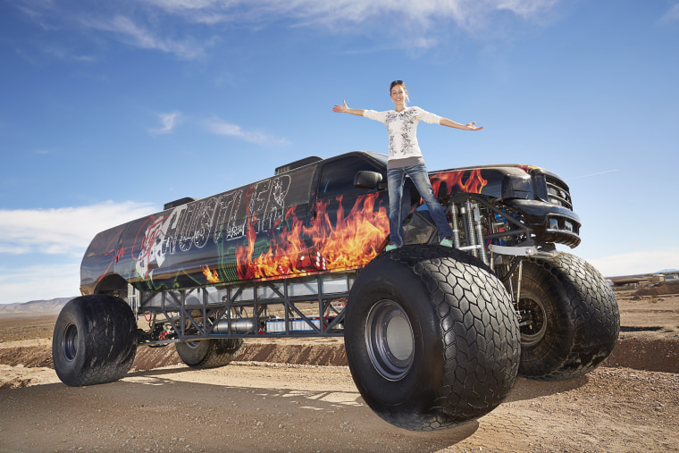 Longest Monster Truck