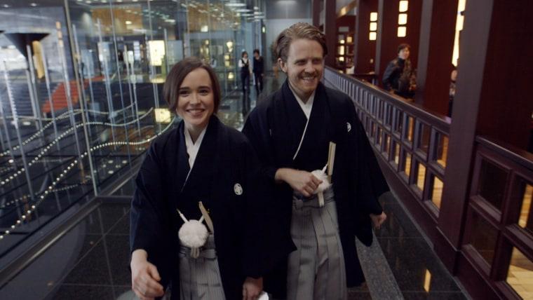 """""""Gaycation"""" episode """"Japan."""""""