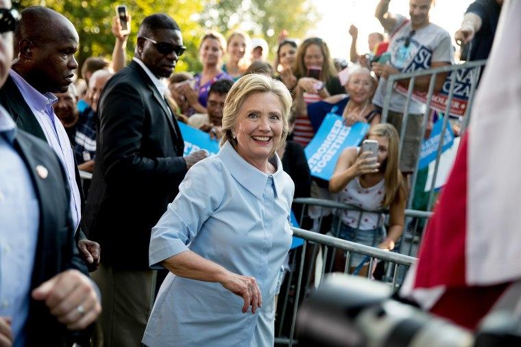 Image: Hillary Clinton