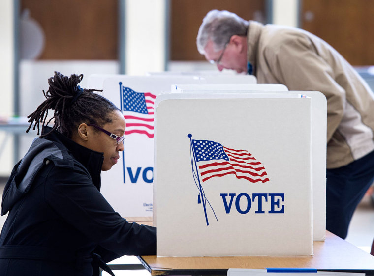 Appeals Court Considers Ban on Voter Selfies