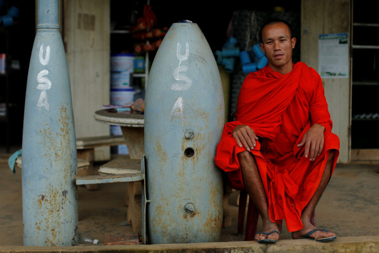 Image: The Wider Image: Lethal legacy of secret war in Laos