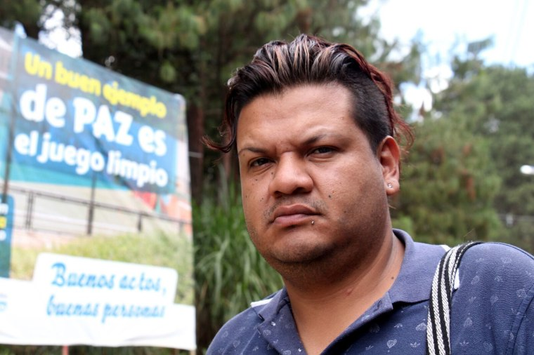 Colombian LGBT Activist Jhon Restrepo