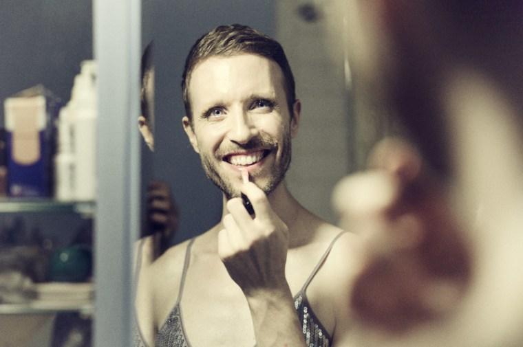 Genderqueer advocate Jeffrey Marsh