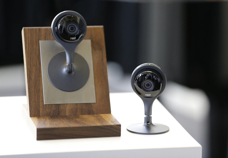 Alphabet's Nest Security Camera Just Got Way Smarter