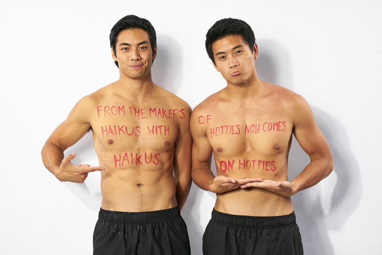 """Haikus with Hotties,"" a magazine feature that became a calendar, is returning in 2017 with a twist."