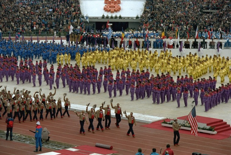 XIV Olympic Winter Games: Sarajevo, Yugoslavia