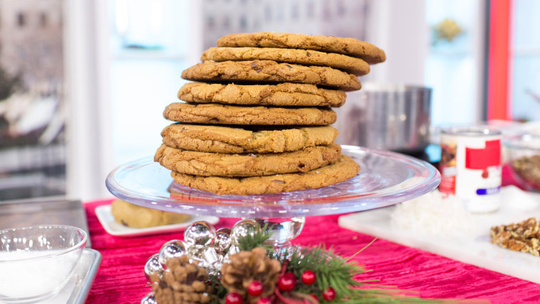 Holiday cookie swap on TODAY