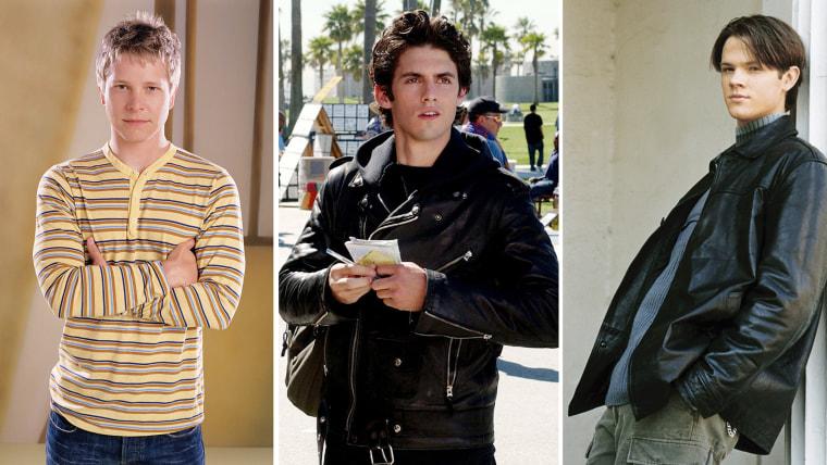 Dean, Jess, Logan Gilmore Girls