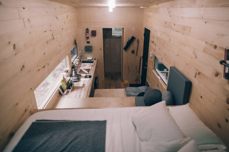 The Salvatore tiny house from Getaway