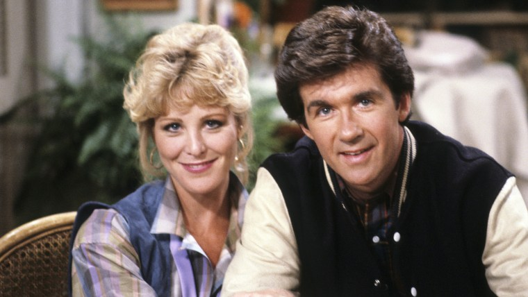 JOANNA KERNS;ALAN THICKE