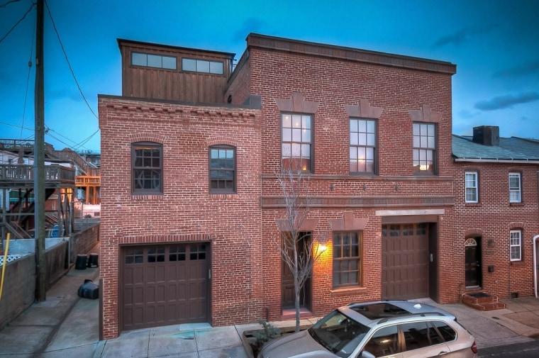 Michael Phelps' Baltimore home