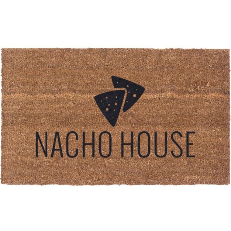 Nacho Life Doormat