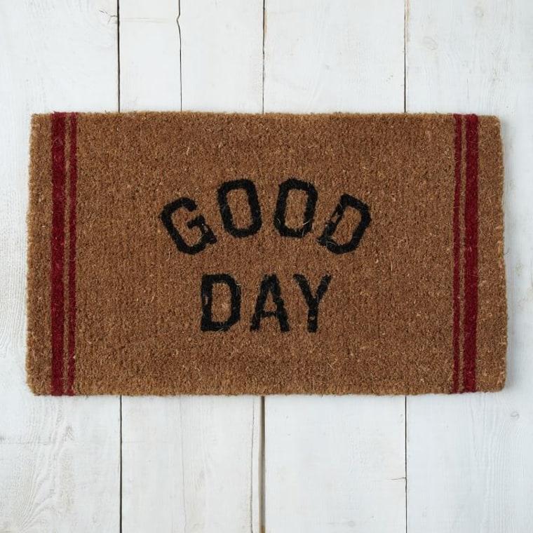 Good Day Coir Doormat
