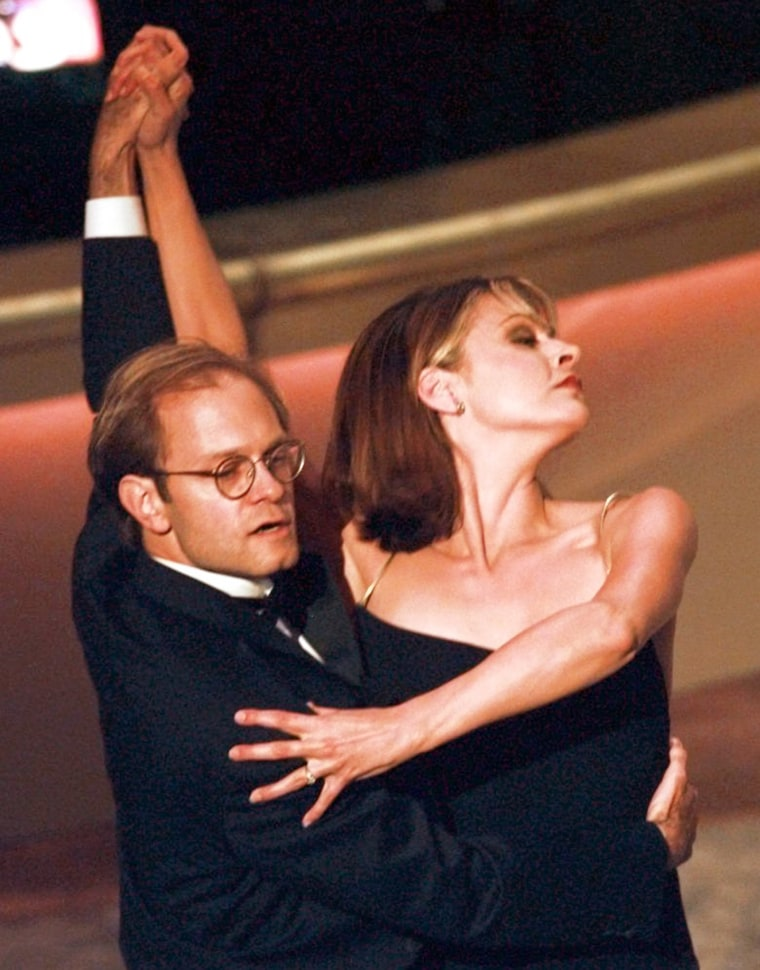 David Hyde Pierce, Jane Leeves