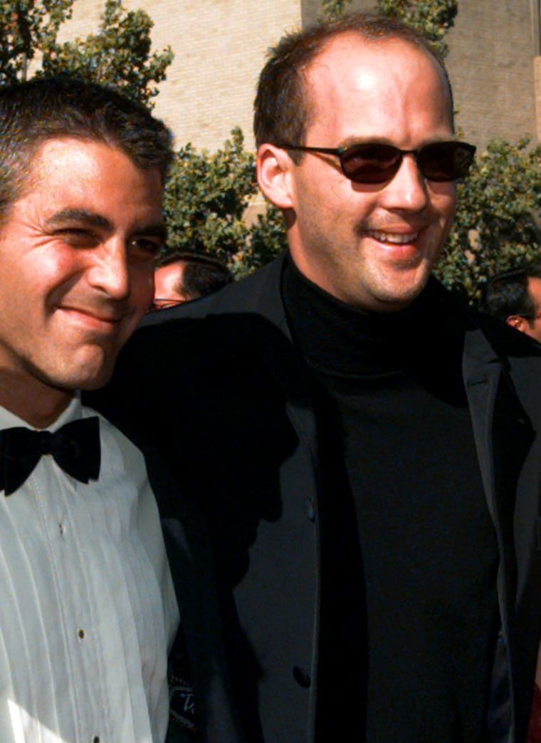 George Clooney, Anthony Edwards