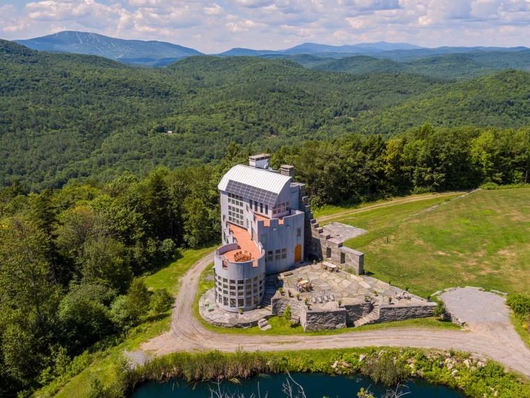 Castle in Vermont