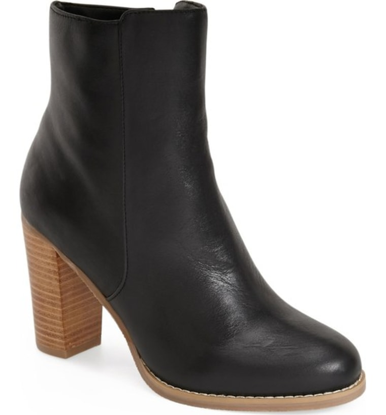 Sole Society 'Micah' leather ankle boots