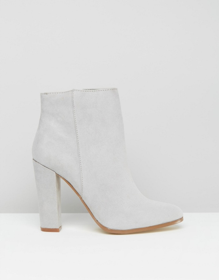 New Look suede ankle boots
