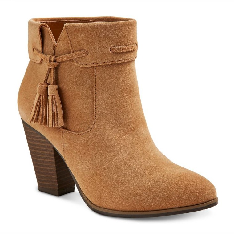 Plume By FarylRobin suede ankle boots