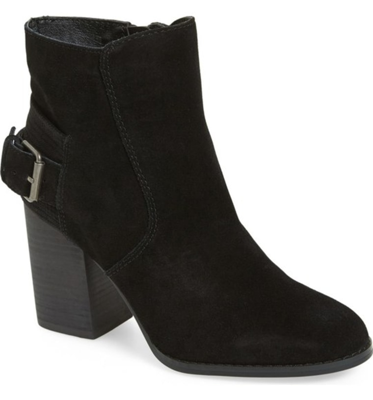 Sbicca suede ankle boots