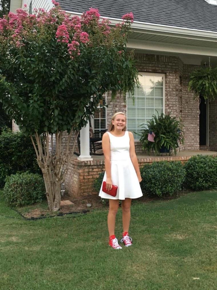 Alabama dress code controversy