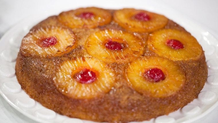 Jocelyn Delk Adams' Pineapple Upside Down Cake