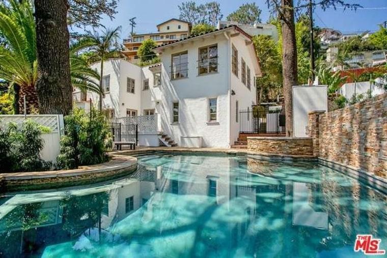 Nate Berkus and Jeremiah Brent's LA home