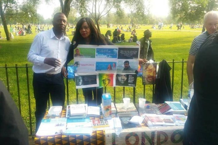 London Black Atheists