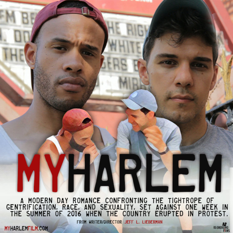 """""""My Harlem"""""""