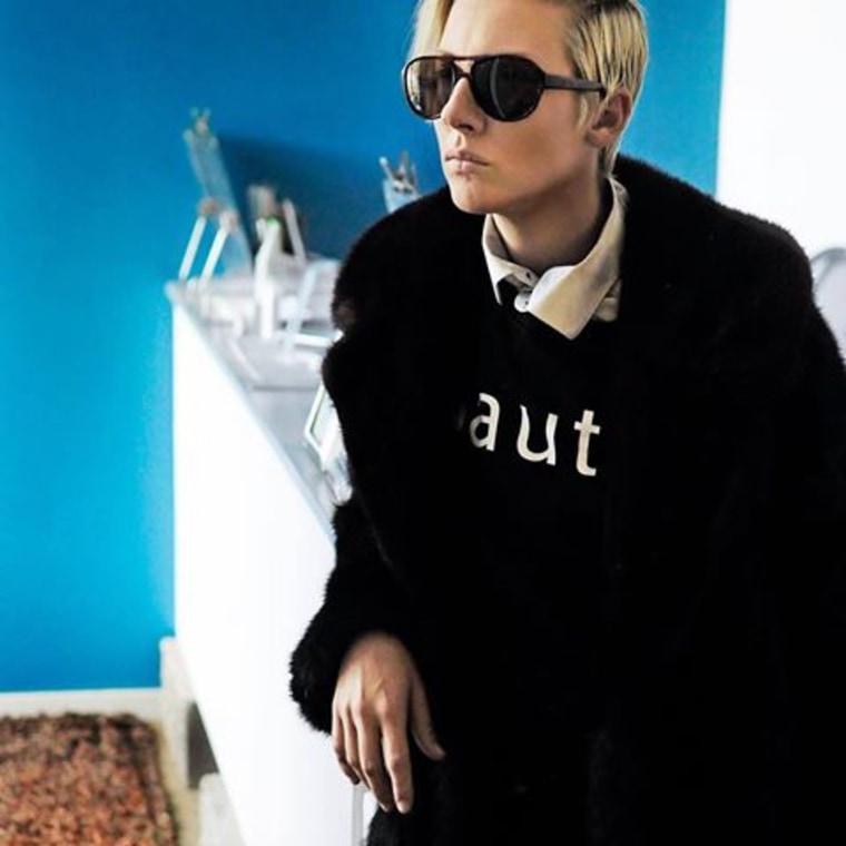 Transgender Entrepreneur Aym Icon