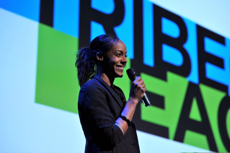 """Tribeca Teaches"" Premiere Panel At The 2011 Tribeca Film Festival"