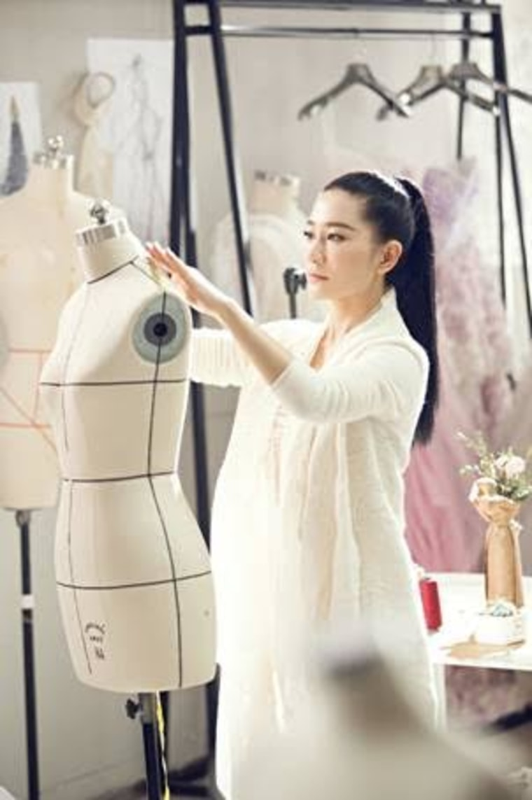 Designer Lan Yu will be debuting at New York Fashion Week after already exhibiting collections at various events including Paris Fashion Week.