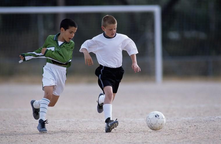 Model Released Soccer