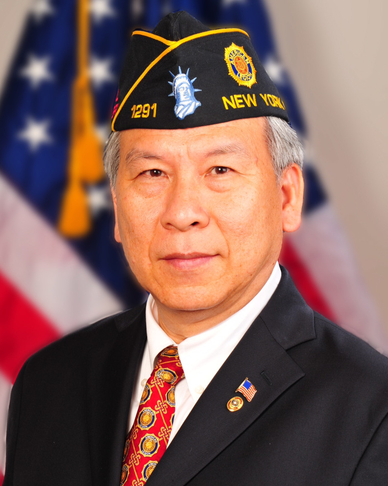 Fang Wong, a former national commander of the American Legion who spent 20 years in the Army, has been appointed to the Advisory Committee on Minority Veterans.