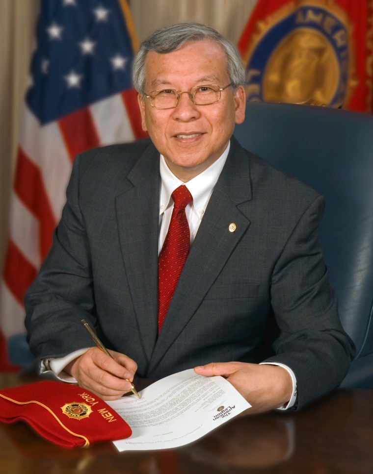 Fang Wong was recommended to the advisory council by Rep. Grace Meng.