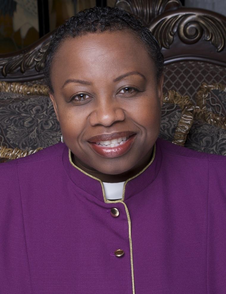 Bishop Tonyia Rawls
