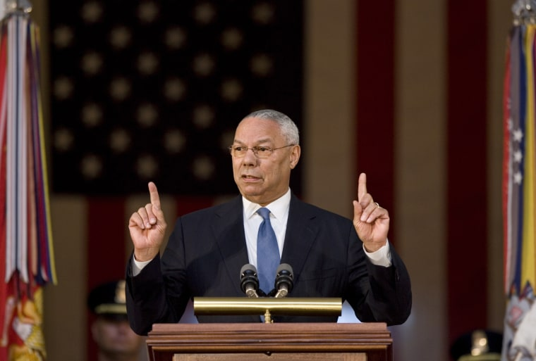 Image: Colin Powell