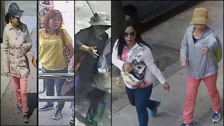 "Suspects sought by NYPD charged with conducting ""blessing scams"""