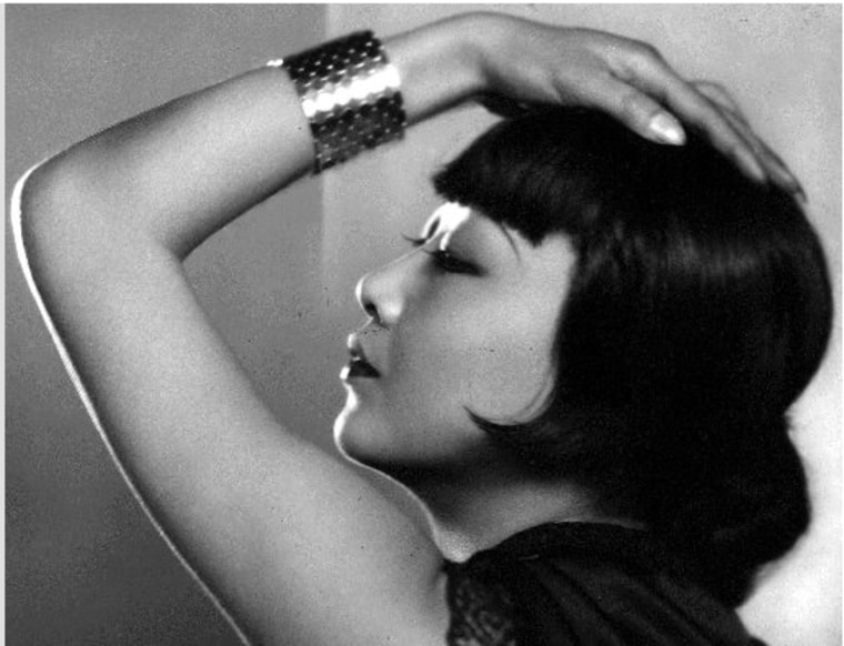 "Anna May Wong, a star during the silent film era, is one of the characters in ""The Fortunes."""