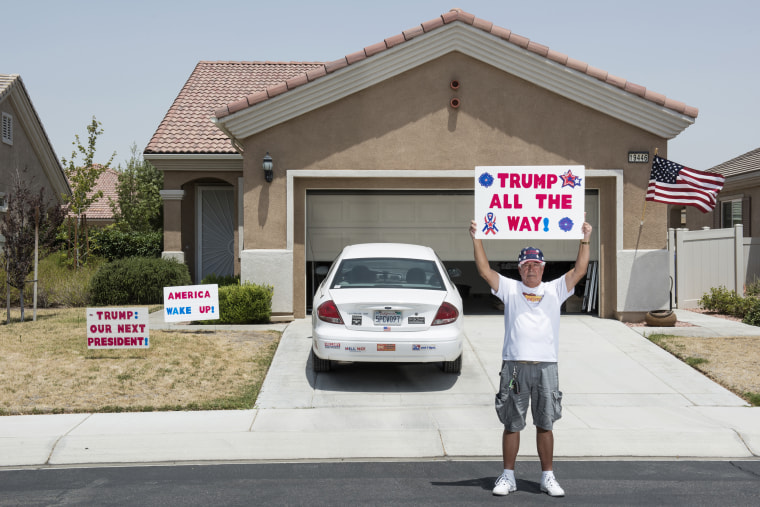 Image: Trumpistas: Latinos for Trump