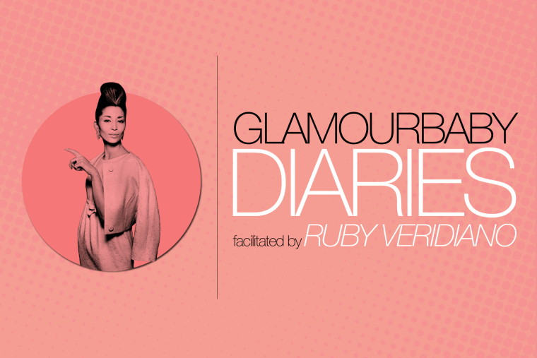 The Glamourbaby Diaries is a writing workshop that challenges traditional standards of glamour.