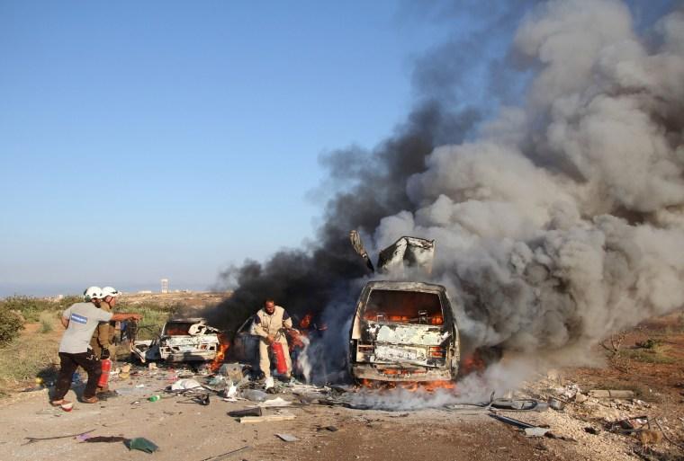 Image: SYRIA-CONFLICT-HAMA