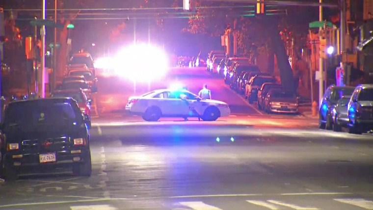 The suspect in a Philadelphia ambush was shot and killed overnight.